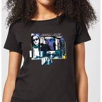 Marvel Knights Jessica Jones Comic Panels Women's T-Shirt - Black - M - Black