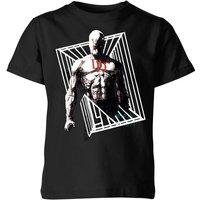 Marvel Knights Daredevil Cage Kids' T-Shirt - Black - 3-4 Years - Black