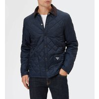 Barbour Mens Beacon Starling Quilted Jacket - Navy - XXL - Navy