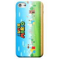 Nintendo Super Mario Full World Phone Case - iPhone 7 Plus - Tough Case - Matte