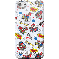Nintendo Mario Kart Colour Comic Phone Case - iPhone 7 - Tough Case - Matte