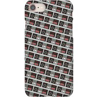 Nintendo NES Controller Pattern Phone Case - iPhone 6 - Tough Case - Matte