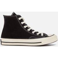 Converse Chuck 70 Hi-Top Trainers - Black/Black/Egret - UK 9