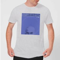 Shoot! Zidane Mens T-Shirt - Grey - 5XL - Grey
