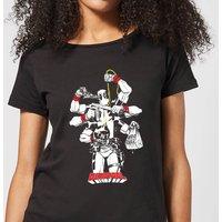 Marvel Deadpool Multitasking Women's T-Shirt - Black - L - Black