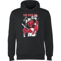 Marvel Deadpool Max Hoodie - Black - M - Black - Hoodie Gifts