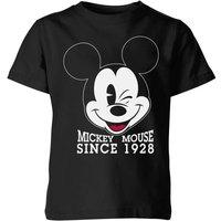 T-Shirt Disney Since 1928 - Nero - Bambini - 11-12 Anni - Nero