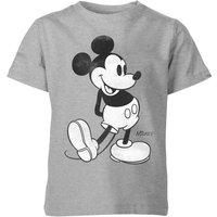 Disney Walking Kids' T-Shirt - Grey - 11-12 Years - Grey - Walking Gifts