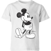 Disney Walking Kids' T-Shirt - White - 9-10 Years - White - Walking Gifts