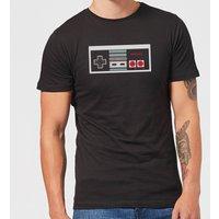 Nintendo NES Controller Chest Men's T-Shirt - Black - XXL - Black