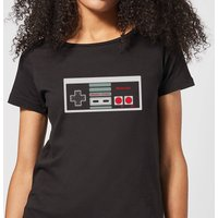 Nintendo NES Controller Chest Women's T-Shirt - Black - XXL - Black