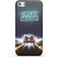 Back To The Future Great Scott Phone Case - iPhone 5/5s - Tough Case - Matte