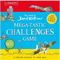 David Walliams Mega-Tastic Challenges Games - Games Gifts