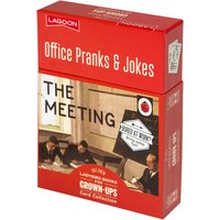 Ladybird Books for Grown-Ups Office Pranks and Jokes - Books Gifts