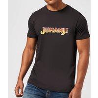 Jumanji Logo Men's T-Shirt - Black - 5XL - Black