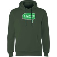 Raaawr Hoodie - Forest Green - M - Forest Green - Green Gifts