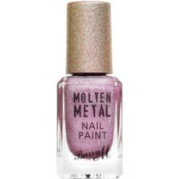 Barry M Cosmetics Molten Metal Nail Paint (Various Shades) - Holographic Rocket