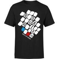 Roubaix Men's T-Shirt - Black - XXL - Black