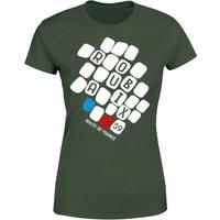 Roubaix Women's T-Shirt - Forest Green - M - Forest Green