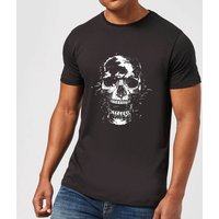Balazs Solti Skull Men's T-Shirt - Black - XL - Black