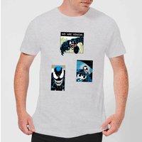 Venom Collage Men's T-Shirt - Grey - XL - Grey