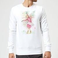 Balazs Solti Dancing Queen Sweatshirt - White - XXL - White - Dancing Gifts