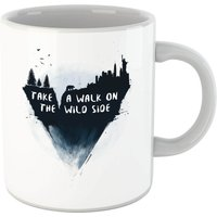 Balazs Solti Take A Walk On The Wild Side Mug - Iwoot Gifts