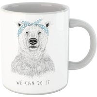 Balazs Solti We Can Do It Mug - Iwoot Gifts