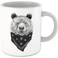 Balazs Solti Bandana Panda Mug - Iwoot Gifts