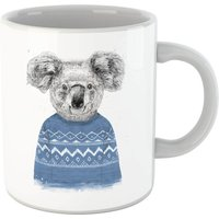 Balazs Solti Koala And Jumper Mug - Iwoot Gifts