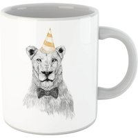Balazs Solti Party Lion Mug - Iwoot Gifts
