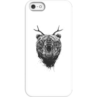 Balazs Solti Dear Bear Phone Case for iPhone and Android - iPhone 5/5s - Snap Case - Matte