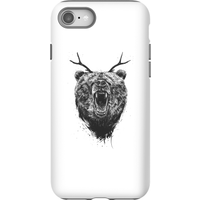 Balazs Solti Dear Bear Phone Case for iPhone and Android - iPhone 8 - Tough Case - Matte