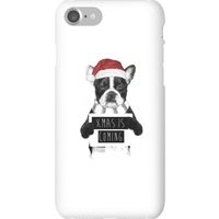 Balazs Solti Xmas Is Coming Phone Case for iPhone and Android - iPhone 7 - Snap Case - Gloss