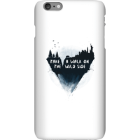 Balazs Solti Take A Walk On The Wild Side Phone Case for iPhone and Android - iPhone 6 Plus - Snap C