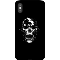Balazs Solti Skull Phone Case for iPhone and Android - Samsung S10 - Snap Case - Matte