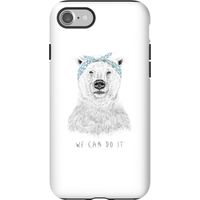 Balazs Solti We Can Do It Phone Case for iPhone and Android - iPhone 7 - Tough Case - Gloss