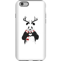 Balazs Solti Winter Panda Phone Case for iPhone and Android - iPhone 6S - Tough Case - Gloss