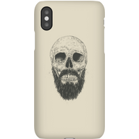 Balazs Solti Bearded Skull Phone Case for iPhone and Android - iPhone 11 Pro Max - Snap Case - Matte