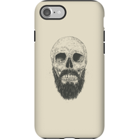 Balazs Solti Bearded Skull Phone Case for iPhone and Android - iPhone 7 - Tough Case - Matte
