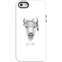Balazs Solti Wild One Phone Case for iPhone and Android - iPhone 5/5s - Tough Case - Matte