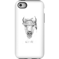 Balazs Solti Wild One Phone Case for iPhone and Android - iPhone 5C - Tough Case - Matte