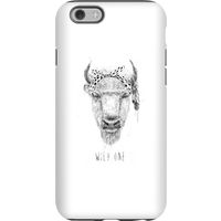 Balazs Solti Wild One Phone Case for iPhone and Android - iPhone 6 - Tough Case - Matte