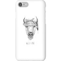 Balazs Solti Wild One Phone Case for iPhone and Android - iPhone 7 - Snap Case - Gloss
