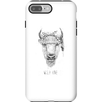 Balazs Solti Wild One Phone Case for iPhone and Android - iPhone 7 Plus - Tough Case - Gloss