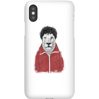 Balazs Solti Sporty Lion Phone Case for iPhone and Android - iPhone 11 - Snap Case - Matte