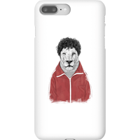 Balazs Solti Sporty Lion Phone Case for iPhone and Android - iPhone 8 Plus - Snap Case - Gloss