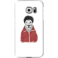 Balazs Solti Sporty Lion Phone Case for iPhone and Android - Samsung S6 Edge Plus - Snap Case - Glos