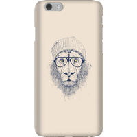 Balazs Solti Lion Phone Case for iPhone and Android - iPhone 6 - Snap Case - Matte