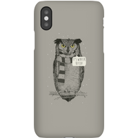 Balazs Solti It's Winter, Bitch! Phone Case for iPhone and Android - Samsung S9 - Snap Case - Matte